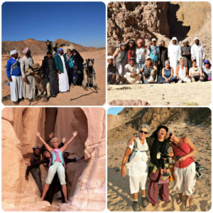 groepsfoto's DesertJoy