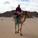Veerle en Tunesie DesertJoy
