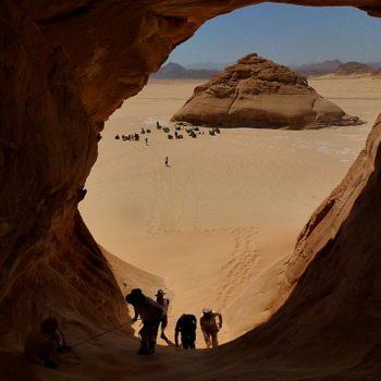 spelen DesertJoy zandwoestijn Sinai