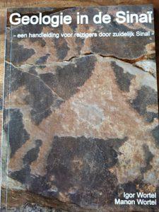 Geologie in de Sinaï