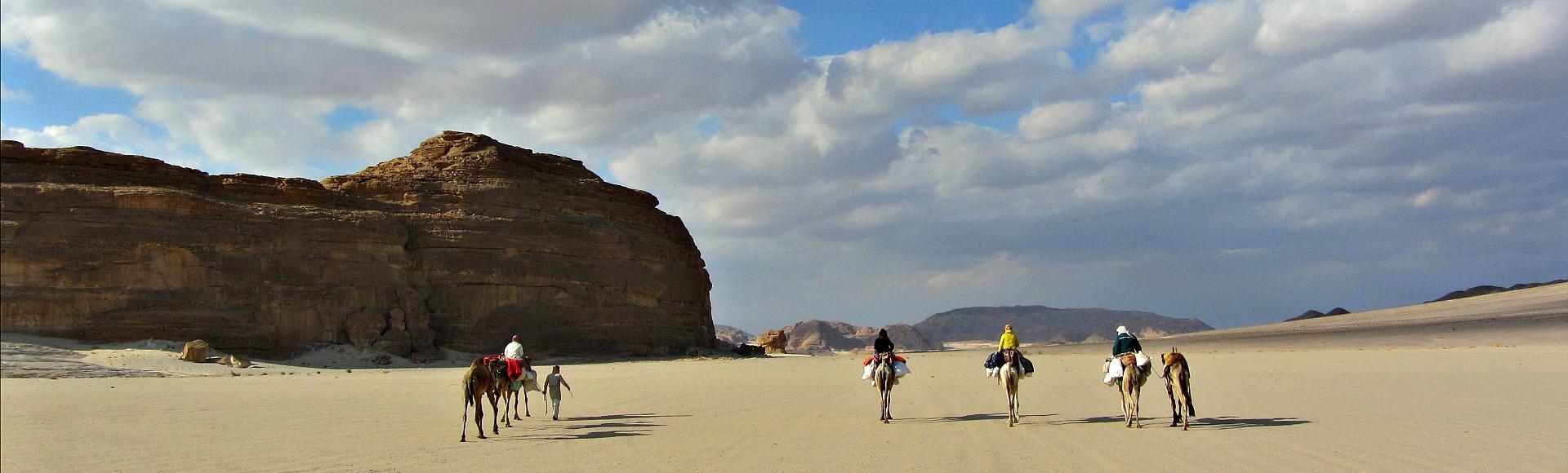 karavaan DesertJoy