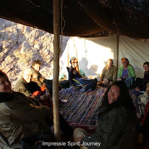 themareizen DesertJoy Spirit Journey