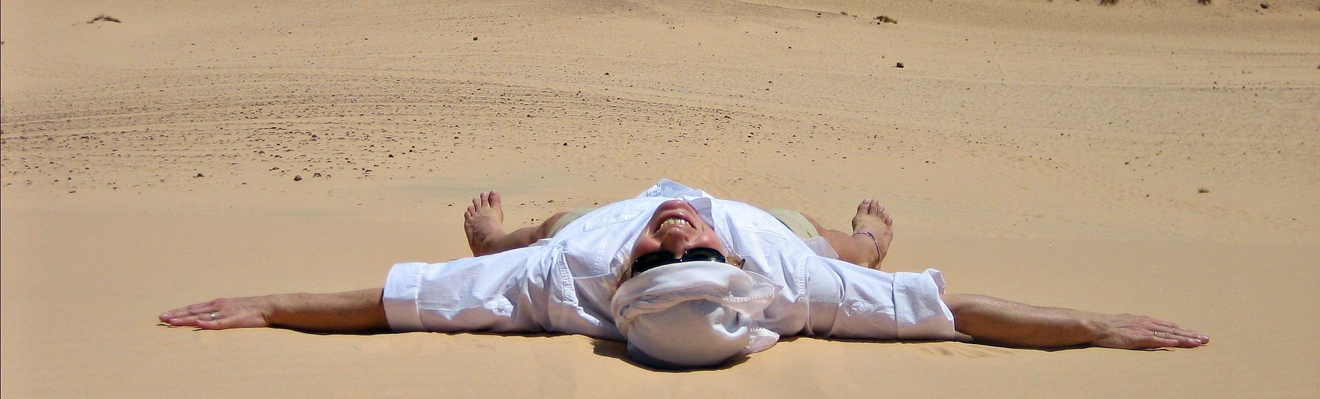 DesertJoy, Nomadisch reizen