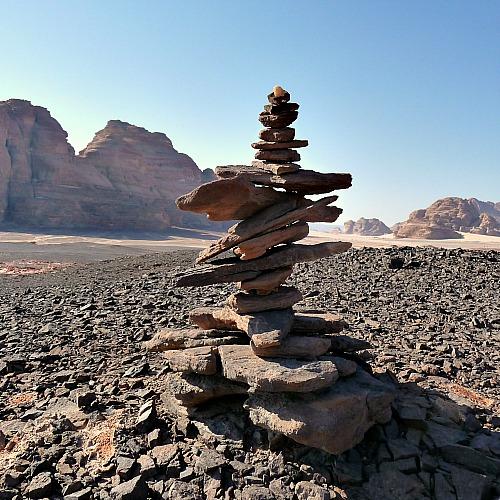 DesertJoy nomadisch reizen met Kamelen