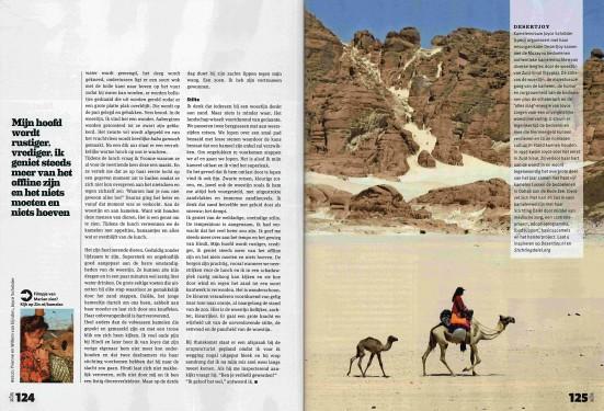 reportage kamelenvrouw Joyce Schröder
