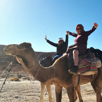 individuele reis op maat DesertJoy