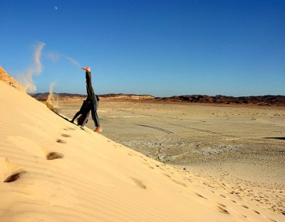 5-dgse Woestijn-Kamelentocht